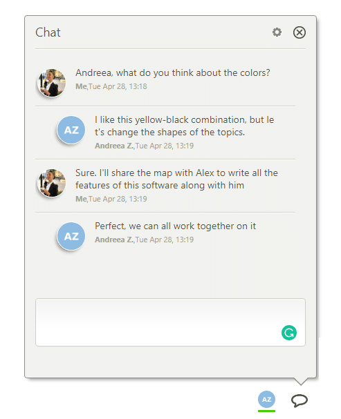 Concept map maker - Collaborate and share 1.1
